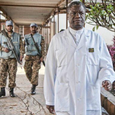 Doktor Denis Mukwege