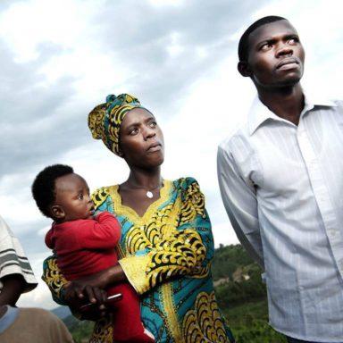 Syskon i Rwanda